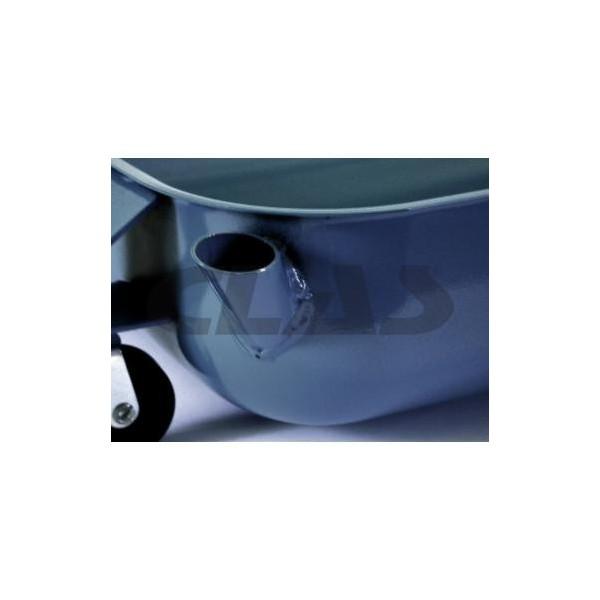 bac vidange recuperateur fluides huile liquide refroidissement sur roulettes 35 litres maxi. Black Bedroom Furniture Sets. Home Design Ideas