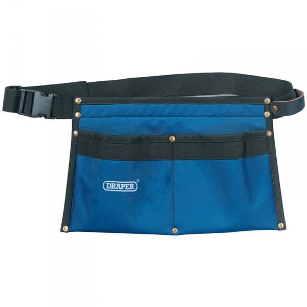 Porte outils draper double proche pour vis clous clips colliers - Rangement pour vis et clous ...