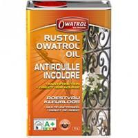 RUSTOL vernis transparent protection anti rouille