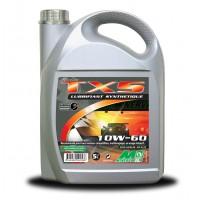 Huile moteur MINERVA TXS 10W60 100 % synthétique Bidon 5 Litres