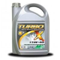 Huile moteur MINERVA TURBO X 15W40 minérale Bidon 5 litres