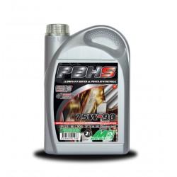 Huile de transmission MINERVA PBH EP 75W90 100% synthétique Bidon 2 litres