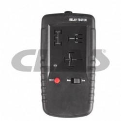 Testeur relais électromécanique 12V automobile avec protection