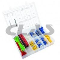 Coffret accessoires maintenance electrique automobile 338 pieces