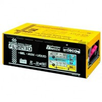 Chargeur de batteries automatique 6-12-24v 15-260 Ah