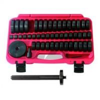 Coupelles demontage/montage roulements joints spi (Coffret 50 pieces 18 a 74 mm)