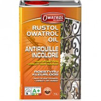 RUSTOL vernis transparent protection anti rouille