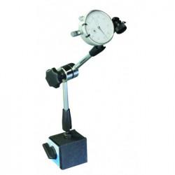 Comparateur 0 a 10 mm avec base aimantée