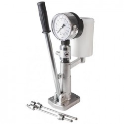 Pompe tarage injecteur 600bar