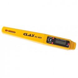 Thermomètre digital -50 a + 250 degrés C