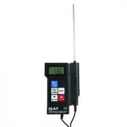 Thermomètre électronique digital -50° à + 300°C avec câble et sonde déportée 1200 mm