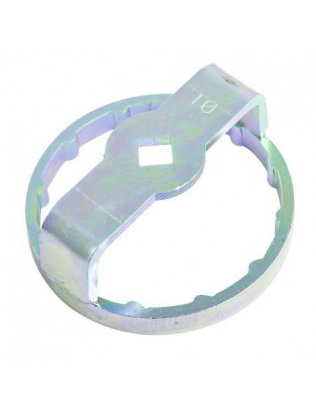 Clé filtre a huile RENAULT-PSA -FORD-FIAT -MERCEDES diamètre 76.8 mm 12 pans