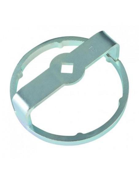 Clé filtre a huile RENAULT 1.5. 1.9 et 2.2 DCI cartouche diamètre 96.4 mm 6 pans