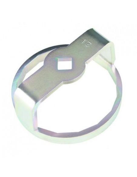 Clé filtre a huile FIAT/ALFA ROMEO multijet diametre 75.3mm 16 pans
