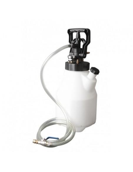 Pompe Remplissage boite de vitesse avec adaptateurs (Pompe pneumatique réservoir 12.5 litres)