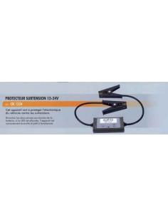 Protecteur contre surtension electrique 12-24v auto / poids lourds