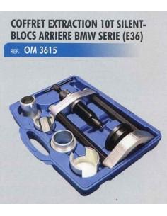 Extracteur 10 tonnes Rotules direction/silent-blocs arriere (Livre avec bagues BMW serie E36)