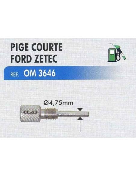 Pige courte calage distribution moteur FORD zetec Diametre D 4.75 mm