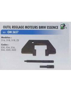 Calage distribution BMW 316/318/518/Z3 moteur essence 1.6 / 1.8