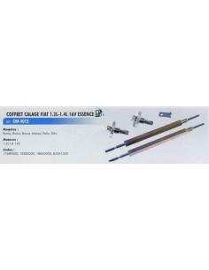 Coffret calage distribution moteurs FIAT 1.2/1.4 L 16V Essence