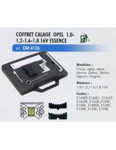 Calage distribution moteur OPEL/FIAT/ ALFA ROMEO 1 6 l / 1 8 l 16V 16 soupapes Essence (Coffret outillage