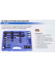 Nettoyage sieges injecteurs moteur (Kit complet)