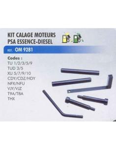 Kit de calage de distribution moteurs PSA essence-diesel