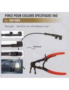 Pince colliers specifiques sur moteurs VAG (AUDI / VOLKSWAGEN)