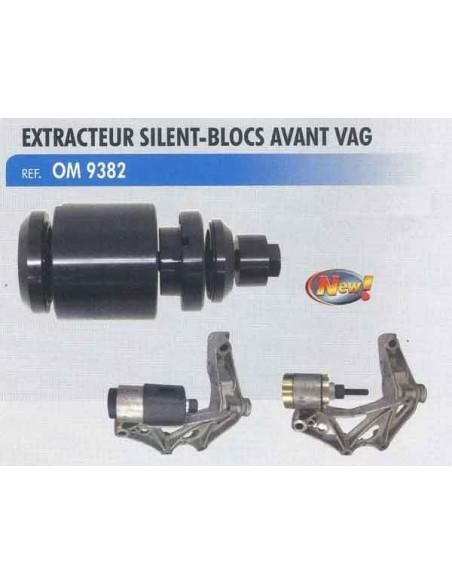 Extracteur silent-blocs avant VAG AUDI / SKODA / SEAT / VW