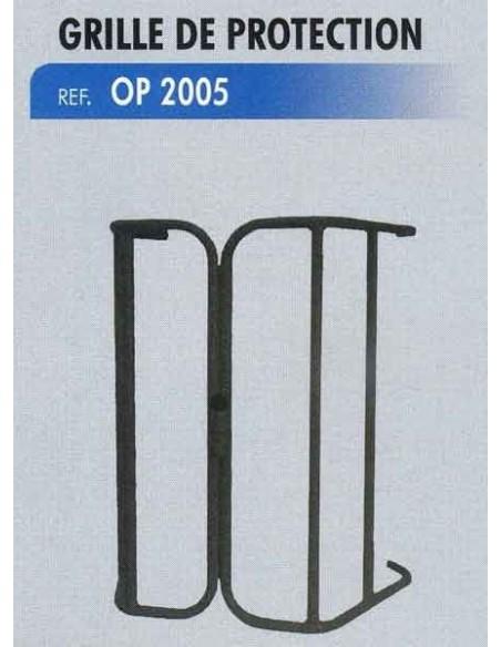 Grille de protection outil de demontage de ressort suspension