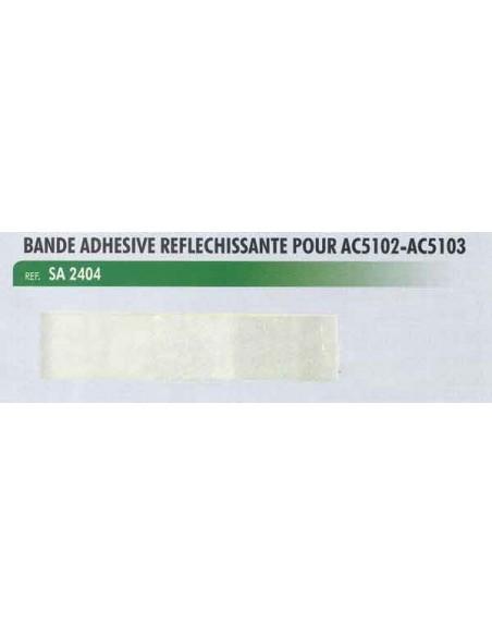 Bande adhesive reflechissante tachymetre CL-AP-5102/5103