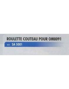 Roulette de rechange couteau coupe tube CL-OM-8091