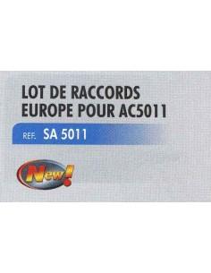 Raccords europe controleur de freinage CL-AC-5011 (Lot de raccords)
