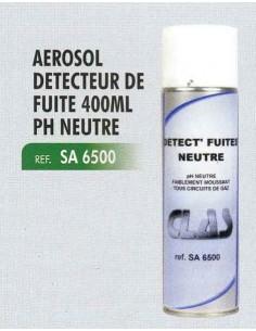 Aerosol detecteur de fuite climatisation ph neutre 400 ml