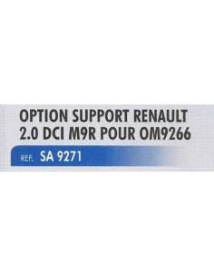 Support extracteur d injecteur moteur RENAULT 2.0 DCI M9R