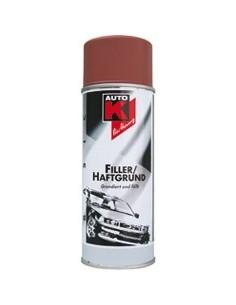 Appret / filler Resine avec combinaison de nitro Auto-K pour carrosserie (Spray 400 ml) Coloris Rouge ou beige