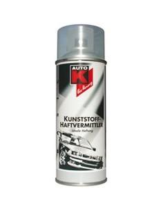 Primaire carrosserie d'adherence pour plastique (Retroviseur, Pare choc, baguettes carrosserie) Spray 400 ml)