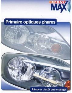 Kit renovation optiques phares automobiles.