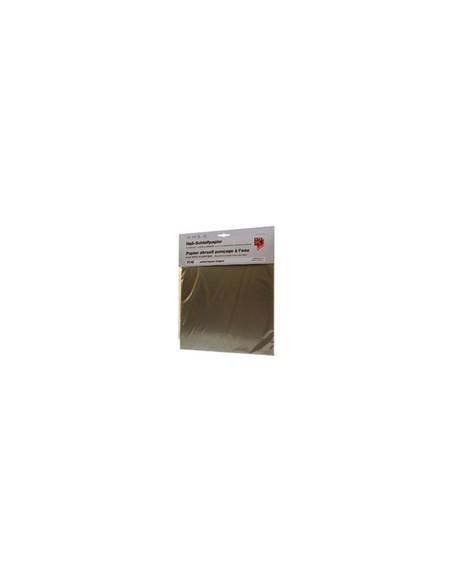 Papier de verre a l eau 230 x 280 pour Metal / Plastique pour carrosserie (P240 / 400 / 600 / 1000 / 1200 / Assortiment)