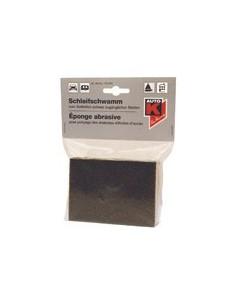 Abrasif souple (Eponge) grain fin pour preparation carosserie avant peinture a l'eau et a sec