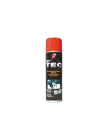 Nettoyant Auto K SprayTec pour degraissage avant peinture, pieces mecaniques, freinage, embrayage (Aerosol 500 ml)