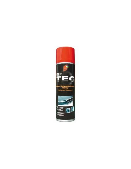 Nettoyant Moussant Auto K Spraytec pour sièges, habitacle, vitres et carrosserie (Aérosol 500 ml)