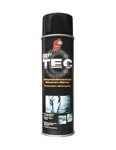 protection bitumeuse Auto K anti corrosion pour bas de caisse et passage de roue (Application aérosol, pistolet, ou pinceau)
