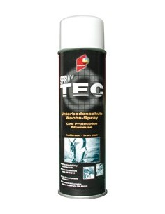 Cire Protectrice anti corrosion Bitumeuse Auto K Spraytec coloris brun clair (Aérosol 500ml ou Pot a pistolet 1000ml)