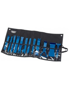 Outil démontage clips et agrafes panneau intérieur de porte voiture (Kit 12 pieces)