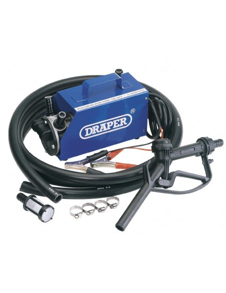 Pompe transfert carburant Gasoil alimentation 12/24 V