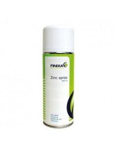 Protection anti rouille zinc Finixa Aérosol 400ml