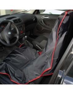 Housse de protection de siège en tissus nylon noir (A l'unité)