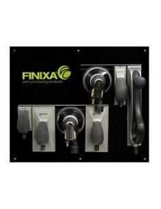 tablette de rangement pour cales à poncer Finixa