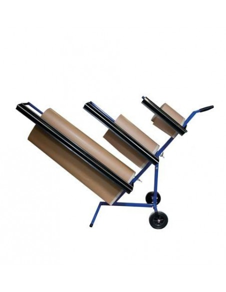Chariot Support papier kraft de masquage